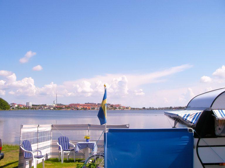 Dragsö Camping & Stugby i Karlskrona Blekinge